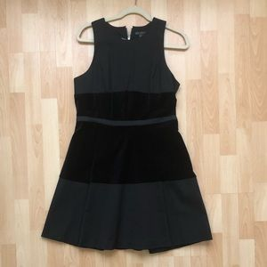 Armani Exchange above knee dress